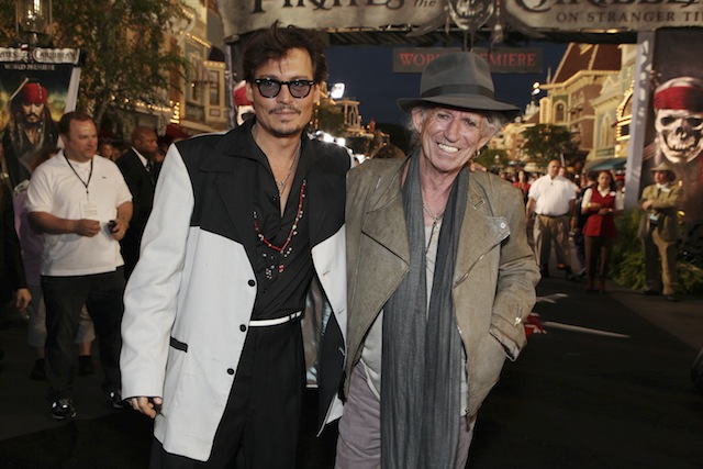 """The World Premiere of Disney's """"Pirates of the Caribbean: On Stranger Tides"""""""
