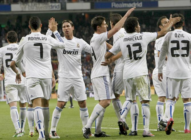 Real Madrid Gol