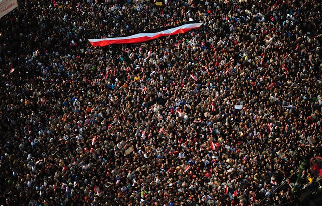 arabia manifestacion