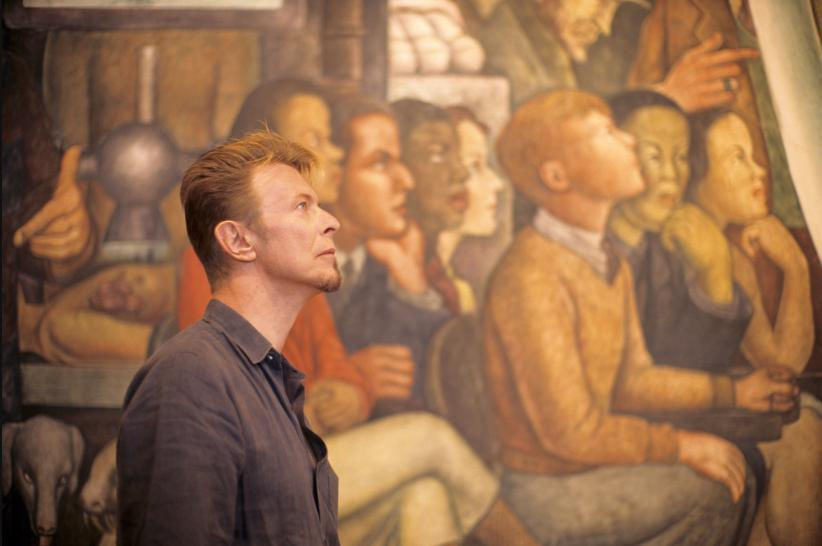 Bowie en bellas artes 1997