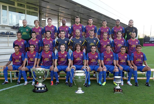 barcelona+2012