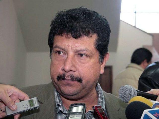 Óscar Bautista candidato satélite