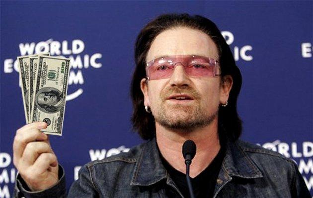 Bono facebook