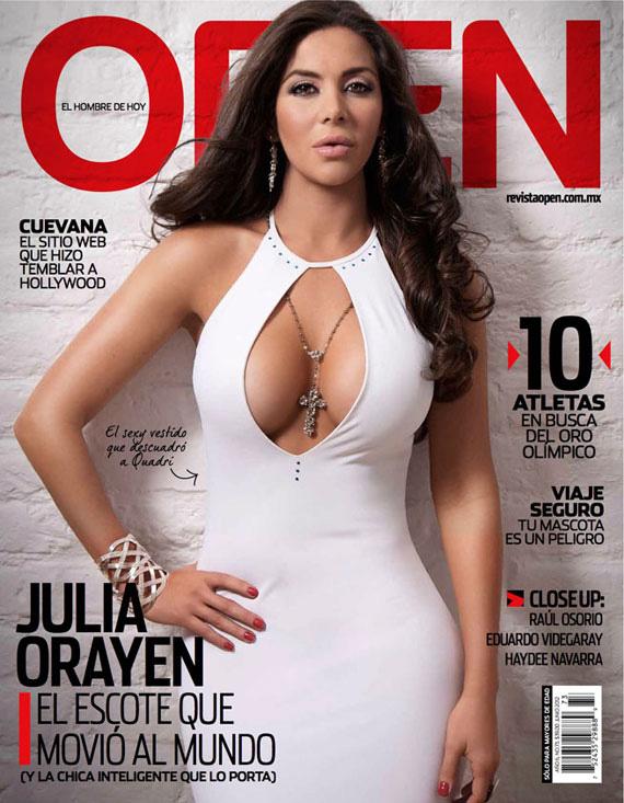 Julia Orayen Open