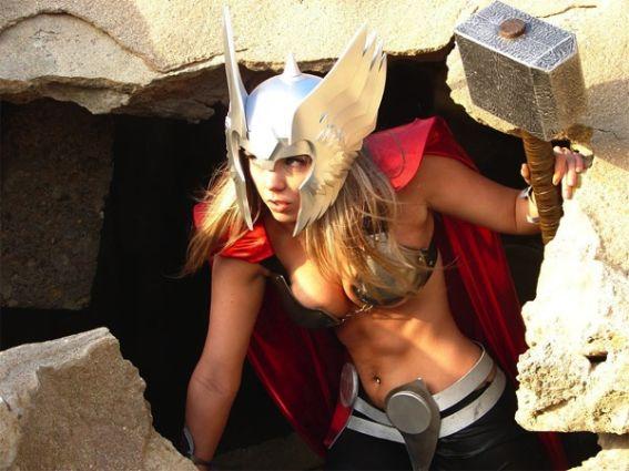 La Poderosa Thor 1