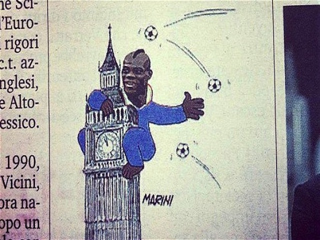 King Balotelli Kong