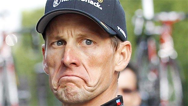 Lance Armstrong dopaje