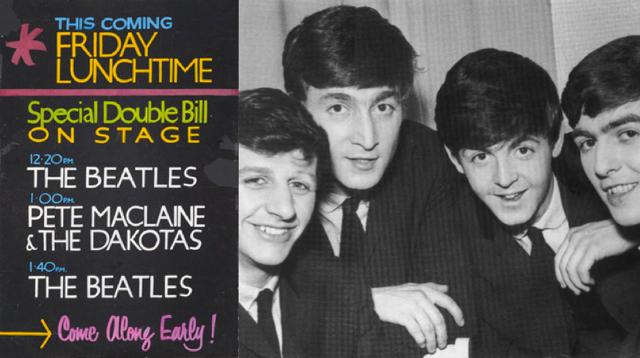 Beatles Cavern Club 2012