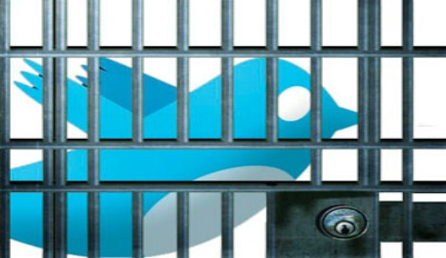carcel por tuit