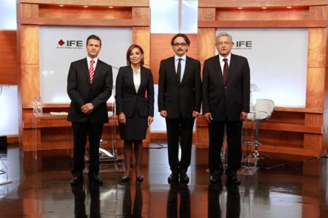 resultados-debate-presidencial-mexico-mayo-2012