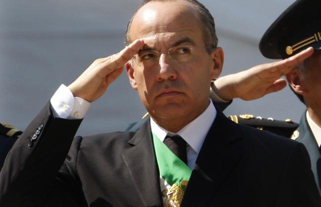 Calderon-Militar