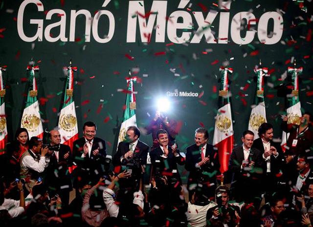 EPN-Gano-Mexico