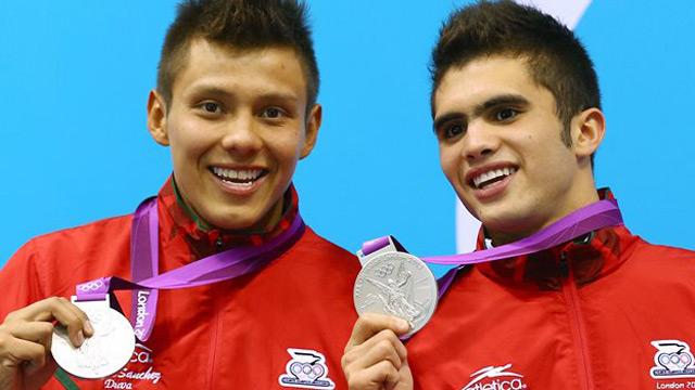 Ivan-Garcia-German-Sanchez-Medalla-de-Plata-Mexico