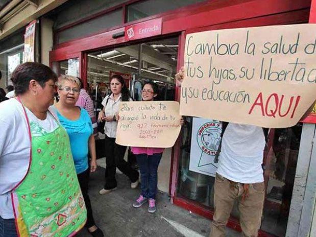 Protesta Soriana