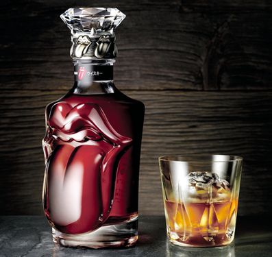 Whisky Rolling Stones