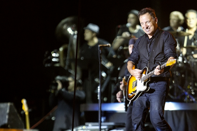 Bruce Springsteen The Roots Roskilde