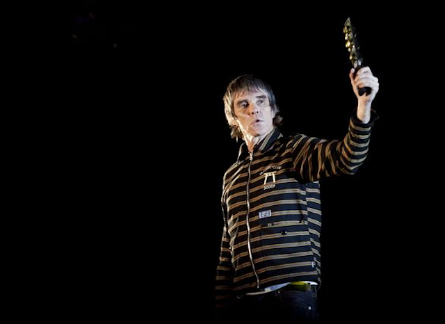 The Stone Roses Ian Brown Benicassim FIB