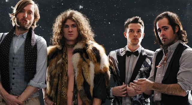 The Killers 2012