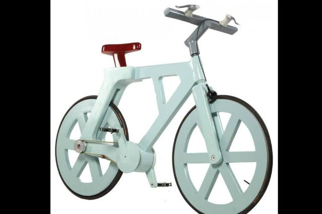 Bicicletadecartón