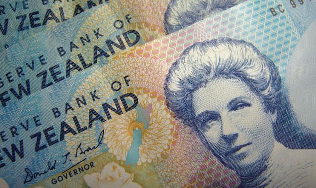 Nueva zelanda billetes