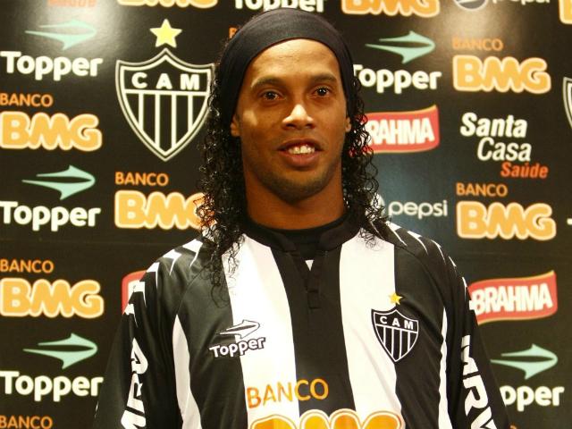 RonaldinhoAtleticoMineiro
