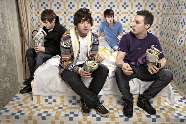 Arctic Monkeys 2007