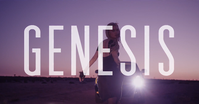 Genesis Grimes trailer