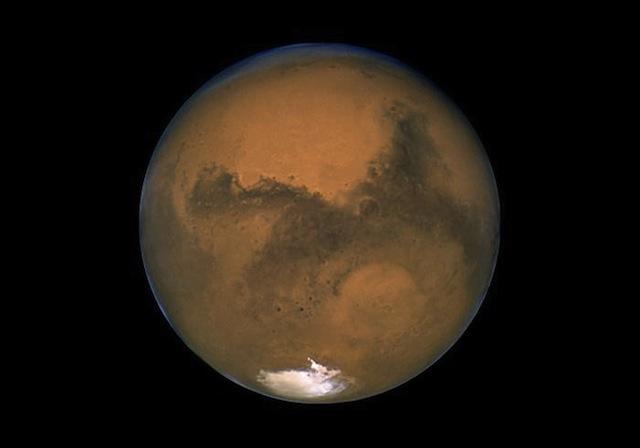 Mars Curiosity