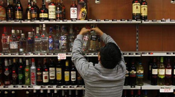 Checos alcohol