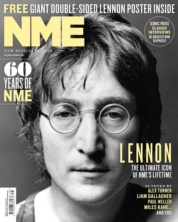 NME portada lennon