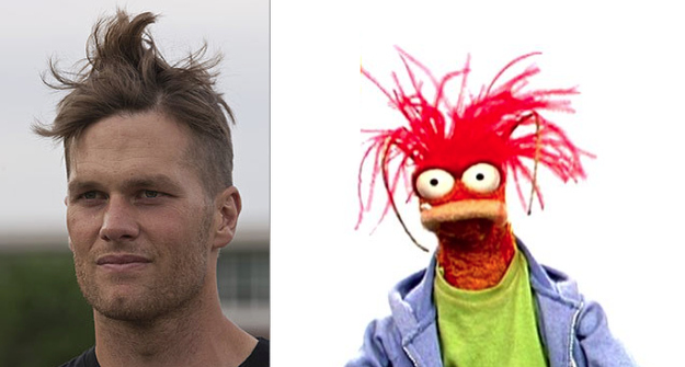 Tom Brady - Pepe The King Prawn