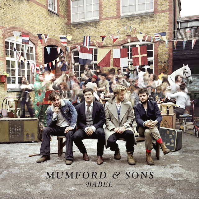 Mumford & Sons Babel