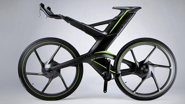 Bicicleta CERV