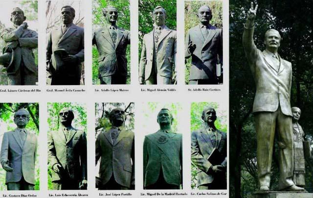 estatuas_presidente_