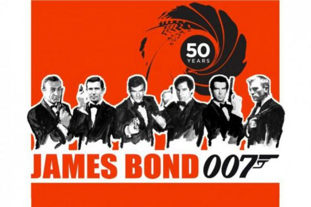 50_años_James_Bond