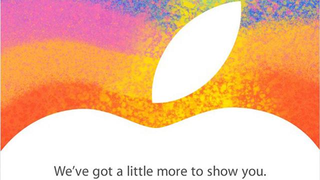 Apple invitación