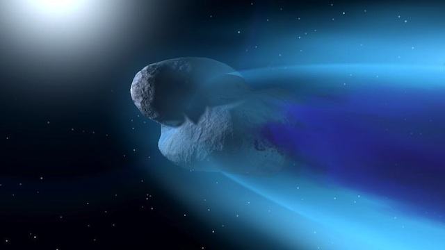 Asteroide perdido 2