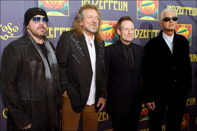 Premiere Led Zeppelin Celebration Day
