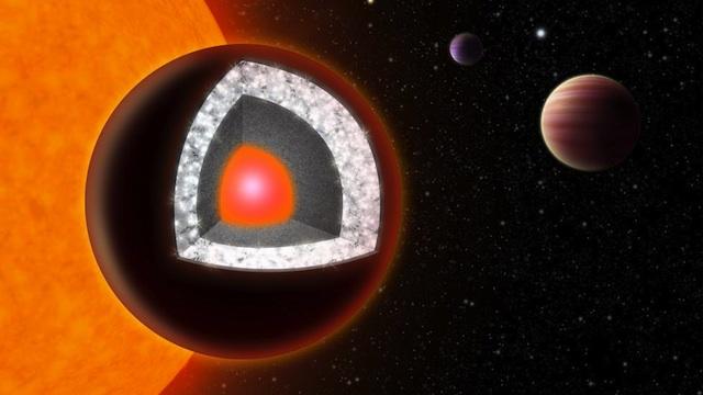 Planeta diamante