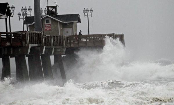 Sandy preparativos NY