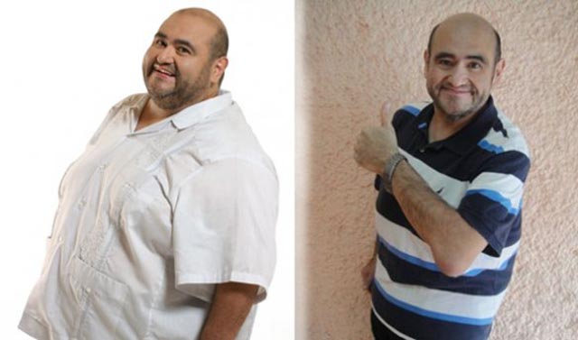 Resultado de imagen para edgar vivar gordo y flaco