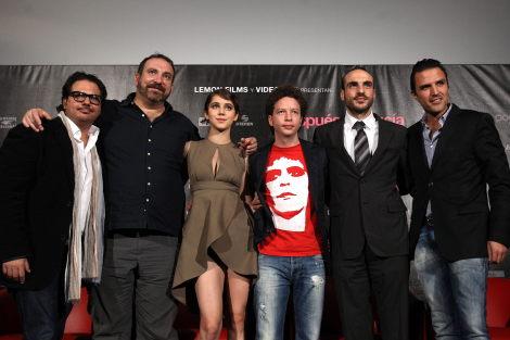 """SE ESTRENA EN MÉXICO LA PELÍCULA """"DESPUÉS DE LUCÍA"""" SELECCIONADA AL OSCAR"""