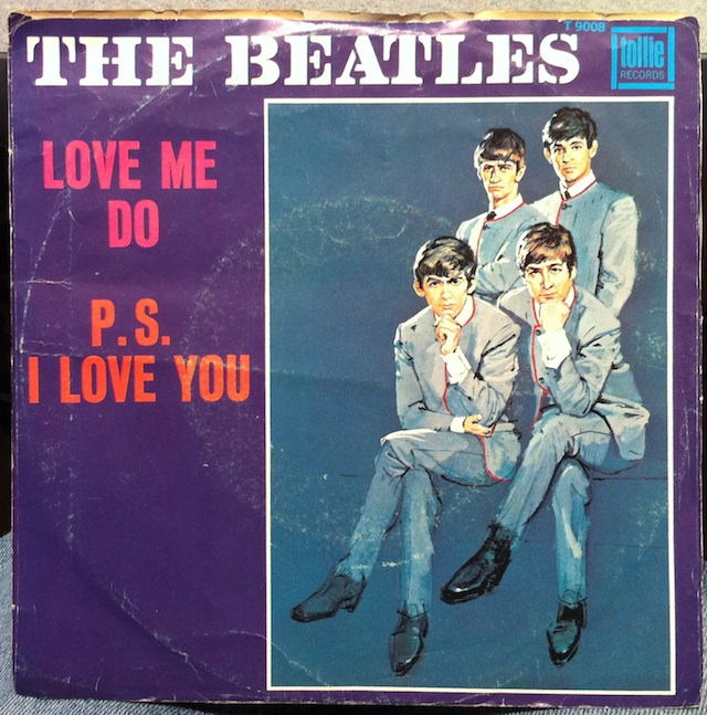 Love Me Do The Beatles