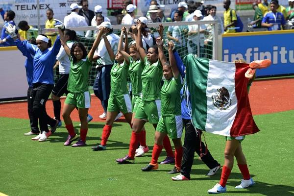 seleccion homeless w cup 2012 mexico