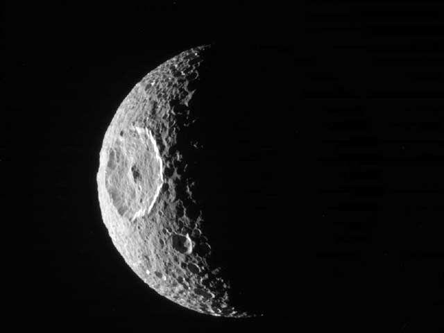 Cassini saturno Estrella