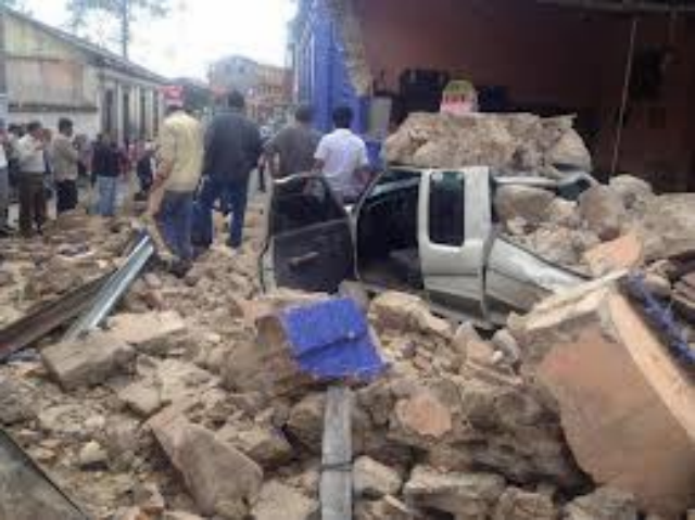 El terremoto de Guatemala fue de una gran intensidad