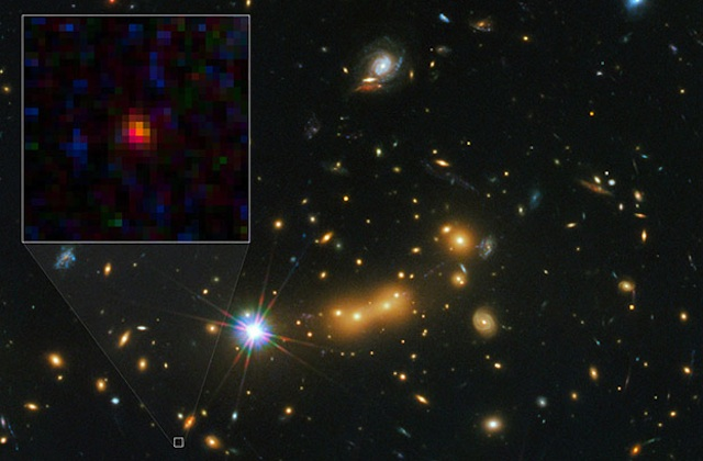 Galaxia MACS0647-JD