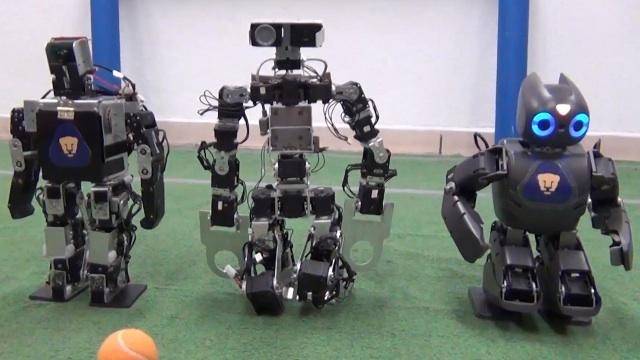 Robots UNAM