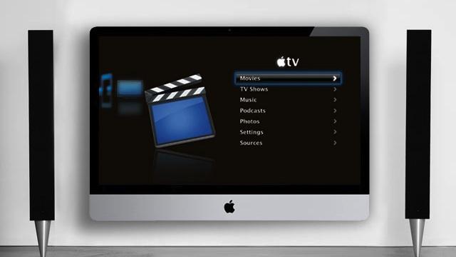 Apple televisión