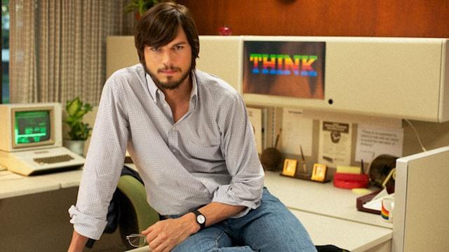 Ashton Kutcher en jOBS
